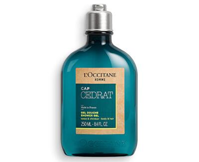 Osvěžující sprchový gel na tělo a vlasy Cap Cedrat (Shower Gel) 250 ml