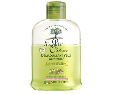 Odličovač očního make-upu s extraktem z olivových listů a olivovým olejem 125 ml