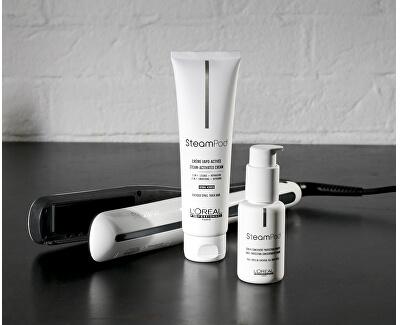 Vyhladzujúci krém pre tepelnú úpravu vlasov Steampod ( Smoothing Cream Fiber Restoring) 150 ml