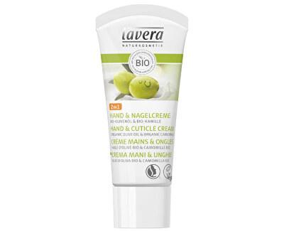 Krém na ruce a nehty 2v1 (Hand & Cuticle Cream) 20 ml