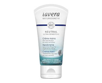 Cremă naturală de mâini, Neutral Ultra Sensitive (Hand Cream) 50 ml