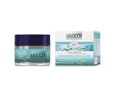 Noční pleťový krém s koenzymem Q10 (Anti-Ageing Night Cream) 50 ml