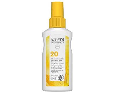 Opalovací sprej Sensitiv SPF 20 (Sensitive Sun Spray) 100 ml