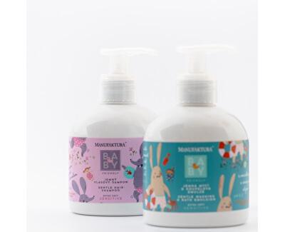 Dětský vlasový šampon 320 ml