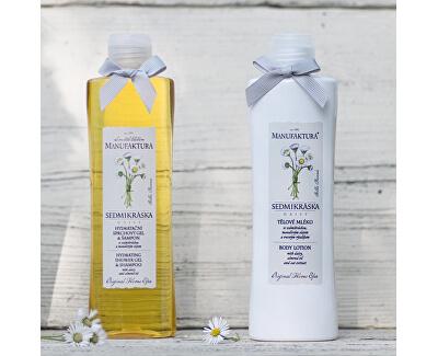 Sprchový gel & šampon 2 v 1 Sedmikráska 215 ml