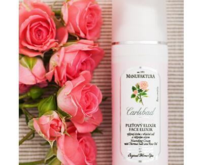 Elixir nutritiv al pielii cu trandafiri 50 ml
