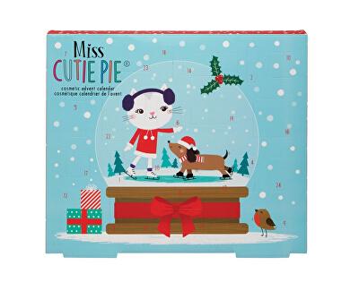 Miss Cutie Pie adventi naptár