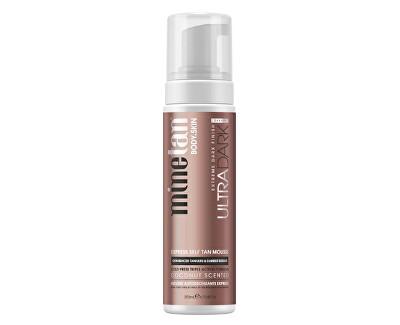 Spumă auto-bronzantă ultra puternică Ultra Dark (Tanning Foam) 200 ml