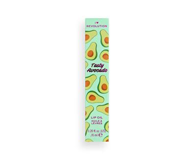 Péče o rty Tasty Avocado (Lip Oil) 6 ml