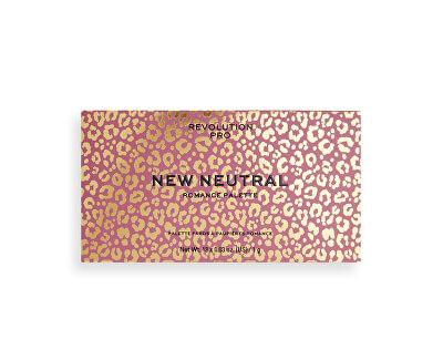 Paletka očních stínů New Neutral Romance 18 g