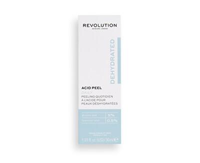 Pleťový peeling pro suchou pleť Skincare Acid Peel (Peeling Solution) 30 ml