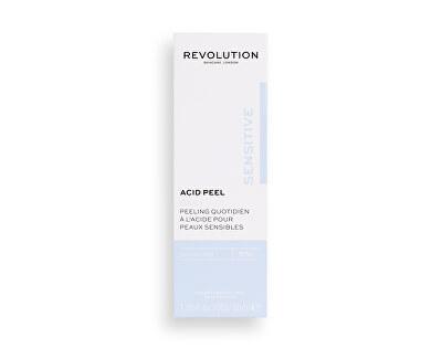 Pleťový peeling pro citlivou pleť Skincare Acid Peel (Peeling Solution) 30 ml