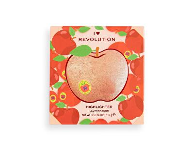 Rozjasňovač Tasty 3D Apple 17 g