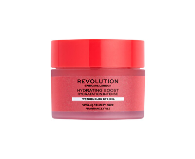 Oční gel Revolution Skincare Hydrating Boost (Watermelon Eye Gel) 15 ml