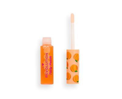 Péče o rty I♥Revolution Tasty Peach (Lip Oil Peach Juice) 6 ml