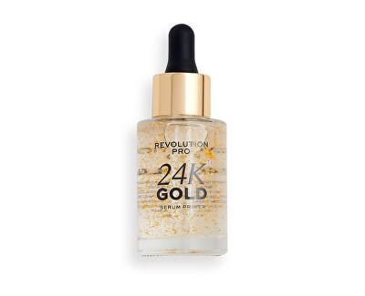 Bază de machiaj PRO 24k Gold (Priming Serum) 28 ml
