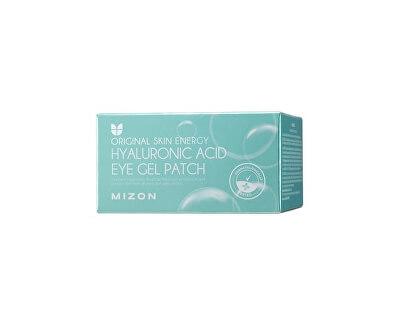 Oční hydrogelová maska s kyselinou hyaluronovou a kolagenem Original Skin Energy (Hyaluronic Acid Eye Gel Patch) 60 x 1,5 g