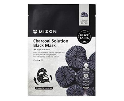 Reinigungsmaske für Holzkohle(Charcoal Solution Black Mask) 25 g