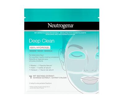 Masca hidrogel Deep Clean (100 % Hydrogel Mask) 1 buc