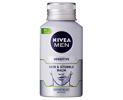 Balzám na strniště a citlivou pleť Sensitive Men (Skin & Stubble Balm) 125 ml