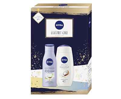 Set cosmetic pentru îngrijirea corpului pentru femei Coconut Care 2020