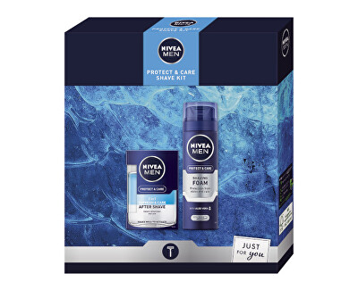 Kosmetikset für Männer Men Protect & Care Shave Kit 2020