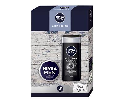 Kosmetická sada pro muže Men Active Clean 2020
