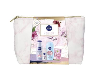Set cosmetic pentru femei PinkPower 2020
