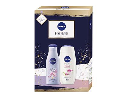 Set cosmetic pentru îngrijirea corpului pentru femei Rose Beauty 2020
