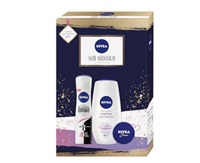 Set cosmetic pentru îngrijirea corpului pentru femei Skin Sensation 2020
