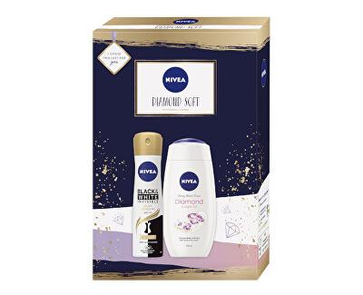 Set cosmetic pentru îngrijirea corpului pentru femei Diamond Soft 2020
