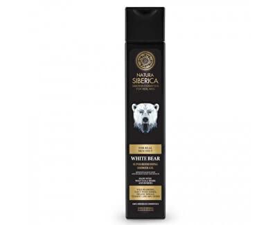 Gel de duș revigorant pentru bărbați Men White Bear(Super Refreshing Shower Gel) 250 ml