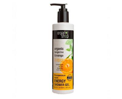 Gel de duș energizant Organic Tangerine and Mango (Energy Shower Gel) 280 ml