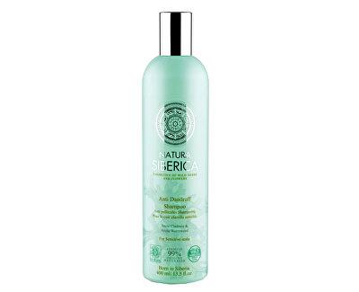 Šampon pro citlivou pokožku hlavy - Proti lupům (Anti Dandruff Shampoo) 400 ml