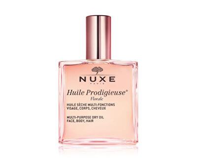 Multifunkční suchý olej na obličej, tělo a vlasy s květinovou vůní Huile Prodigieuse Florale (Multi-Purpose Dry Oil) 100 ml