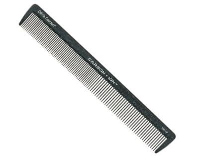 Karbonový hřeben na vlasy Carbon + Ion SC-3