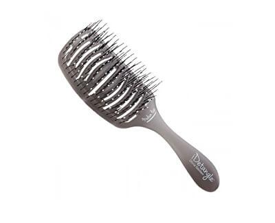 Perie de păr pentru păr mediu sau lung iDetangle Medium Hair