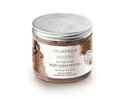 ( Body Sugar Peeling) ciocolată Ciocolată ( Body Sugar Peeling) 200 ml