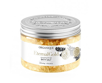 Sare de baie pentru relaxare Eternal Gold (Bath Salt) 600 g