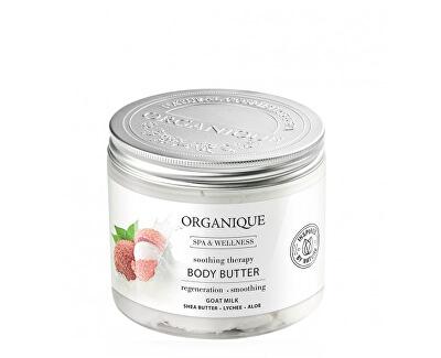 Zklidňující tělové máslo s kozím mlékem (Body Butter) 200 ml