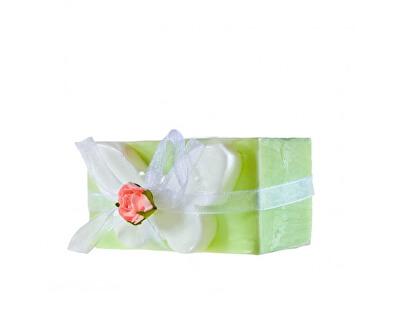 Săpun solid cu glicerină Fluture verde (Glycerine Soap) 120 g