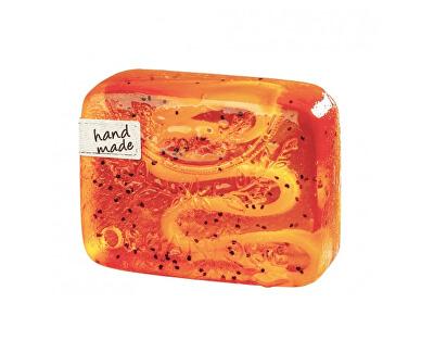 Tuhé glycerinové mýdlo Orange & Chilli (Glycerine Soap) 100 g