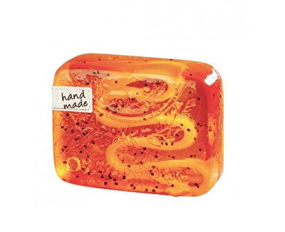 Săpun solid cu glicerină Portocală și ardei iute (Glycerine Soap) 100 g