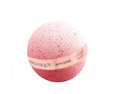 Vyživující šumivá bomba do koupele Delicious Touch (Bath Bomb) 170 g