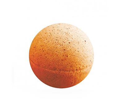 Vyživující šumivá bomba do koupele Orange & Chilli (Bath Bomb) 170 g