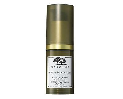 Cremă hidratantă de ochi anti-rid Plantscription ™ (Anti-Aging Power Eye Cream) 15 ml