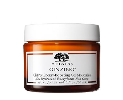 Cremă-gel hidratantă GinZing ™ (Oil-Free Energy-Boosting Gel Moisturizer) 50 ml