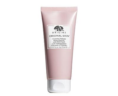 Demachiant pentru machiajul rezistent la apă Skin ™ (CleansingMakeup-Removing Jelly With Willowherb) 100 ml