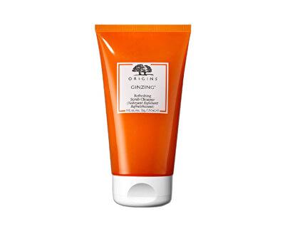 Peeling de curățare pentru piele GinZing ™ (Refreshing Scrub Clean ser) 150 ml