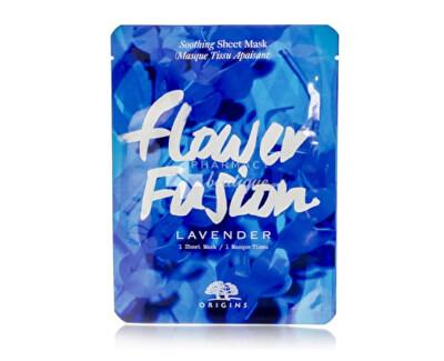 Mască pentru hidratarea pielii Lavandă Flower Fusion(Hydrating Sheet Mask) 1 bucata